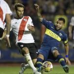 """Boca Juniors y River Plate se reunieron, ¿para qué? """"Foto: Antena 2"""""""