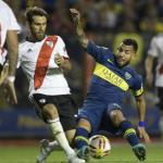 """La estrella de River Plate que fue vinculada con Boca Juniors """"Foto: Olé"""""""