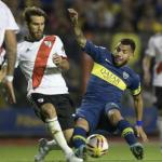 """Tres lesionados de gravedad en Boca Juniors y River Plate """"Foto: Olé"""""""
