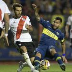 """El futbolista de la Superliga que se ofreció tanto a Boca como River """"Foto: TNT Sports"""""""