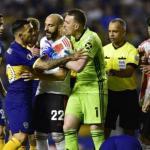 El intenso mano a mano entre River y Boca por la Superliga Argentina