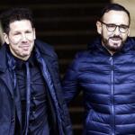"""Bordalás es el recambio natural de Simeone en el Atleti """"Foto: MD"""""""