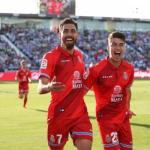 Borja Igleias celebra un gol / Youtube