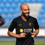 Borja Valero preparado para irse del Inter / Twitter