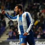 El Valencia pregunta por Borja Iglesias / RCD Espanyol