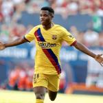 Ansu Fati pide protagonismo en el Barcelona de Koeman