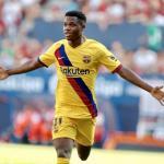 Jorge Mendes pone en riesgo la continuidad de Ansu Fati en el Barcelona