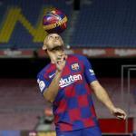 El más que incierto futuro de Martin Braithwaite en el Barcelona