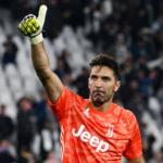 """""""Buffon, cerca de renovar una temporada más con la Juve. Foto: Getty Images"""""""