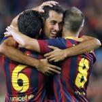 "Xavi explica el error que comete Koeman con Busquets ""Foto: Goal.com"""