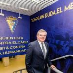 El Cádiz anuncia la llegada de un nuevo central. Foto: El Confidencial