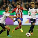 Las dudas del Atlético con Caio Henrique. Foto: Esto es Atleti