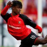 Camavinga duda en renovar por el Rennes / Depor.com
