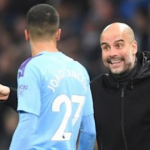 """Guardiola trata la posible salida de Joao Cancelo al Valencia """"Foto: Deporte Valenciano"""""""