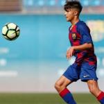 """Otro prometedor canterano del Barça podría marcharse al City """"Foto: Sport"""""""