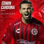 OFICIAL: Edwin Cardona, nuevo jugador del Xolos de Tijuana | Xolos de Tijuana