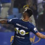 """""""Cardona regresará a Boca Juniors. Foto: Getty Images"""""""