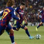 Carles Pérez ¿El quinto delantero del FC Barcelona?. FOTO: FC BARCELONA