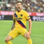 El Barcelona toma una decisión con Carles Pérez. FOTO: FC BARCELONA