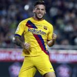 El Barcelona conoce la intención de futuro de Carles Pérez / Twitter