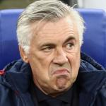 Ancelotti en un partido / Goal