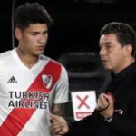 Jorge Carrascal le comunica a Gallardo que se va en verano