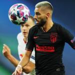 Carrasco, objetivo de la Juventus