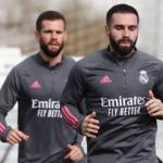 """Nueva opción a coste 0 para el lateral diestro del Real Madrid """"Foto: Bernabéu Digital"""""""