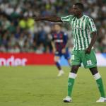 William Carvalho, se queda en el Real Betis. Foto: Estadio Deportivo