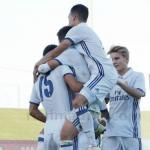 Febas, con el filial blanco (Real Madrid)