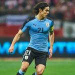 El uruguayo termina contrato con el PSG a final de temporada | FOTO:SELECCIÓN URUGUAYA