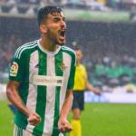 Ceballos, cada vez más cerca de volver al Real Betis