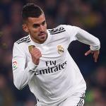 Ceballos en un partido / Real Madrid