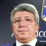 Enrique Cerezo. Foto: Atlético.