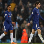 """Los problemas de Lampard en el flanco izquierdo del Chelsea """"Foto: Metro"""""""