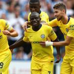 Chelsea, en partido de 2019