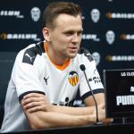 Cheryshev se gana la confianza de Celades / Eldesmarque.com