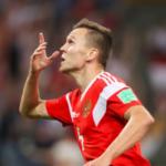 """""""El equipo en el que Cheryshev quiere jugar en Rusia./ Foto: Getty Images"""""""