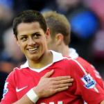 Javier 'Chicharito' Hernández/ lainformacion.com/ Getty Images