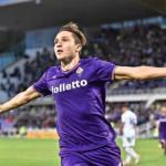 Federico Chiesa celebrando un gol / Youtube