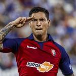 Chimy Ávila cae lesionado y vuelven a saltar las alarmas / Laliga.es