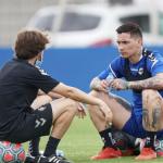 """El Chimy Ávila no forzará para volver antes de que finalice LaLiga """"Foto: Marca"""""""