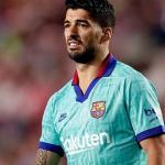 Luis Suárez en un partido con el Barcelona. / depor.com
