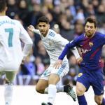 Clásico de 2018 en el Bernabéu / twitter