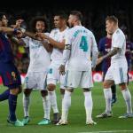 Madrid y Barcelona, en un clásico de 2018 / twitter