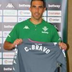 Claudio Bravo desea seguir en el Betis / ABC.es