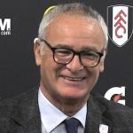 Claudio Ranieri, en su presentación con el Fulham. Foto: Youtube.com