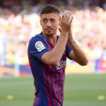 Clement Lenglet. Foto: FCBarcelona.es