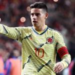 Colombia también quiere a James en el Atlético de Madrid. Foto: Telemundo