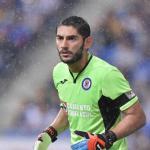 Jesús Corona abandonará Cruz Azul. Foto: Goal.com